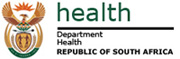Gepartment of Health South Africa